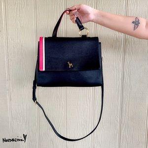 MS by Martine Sitbon Leather Handbag
